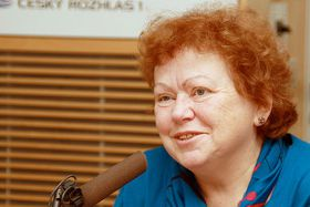 Яна Клусакова (Фото: Альжбета Шварцова, Чешское радио)