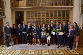 Participantes de la Semana Iberoamericana, foto: Cortesía Embajada Perú