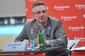 Ян Заградил, фото: Филип Яндоурек, Чешское радио