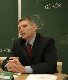 Jiří Hynek, foto: archiv Armády ČR