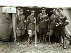 František Moravec (zcela vpravo), foto: archiv VHÚ
