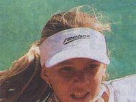 Nicole Vaidisova, photo: MFDnes, 18.10.2004