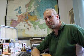 Zdeněk Munzar (Foto: Andrej Halada, Archiv des Verteidigungsministeriums der Tschechischen Republik)