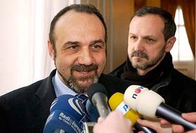 Presidente de la facción parlamentaria socialdemócrata, Michal Kraus (Foto: CTK)