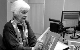 Анастасия Копршивова, Фото: Катерина Айзпурвит, Чешское радио - Радио Прага