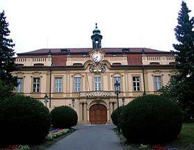 Libeň chateau