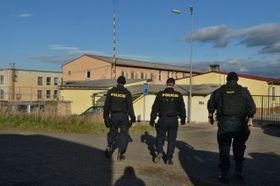 El centro de detención de Drahonice, foto: ČTK