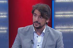 Juan Pablo Bertazza, foto: Canal YouTube de 7 locos tv