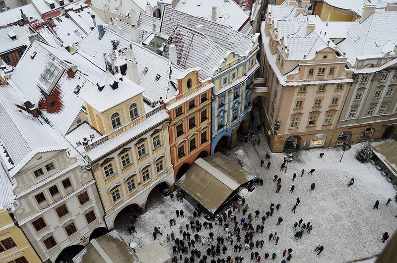 Invierno en Praga, foto: Marta Guzmán