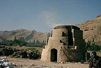 Brick-kiln in Afghanistan