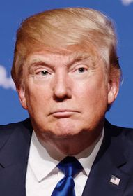 Donald Trump, photo: Michael Vadon, CC BY-SA 2.0