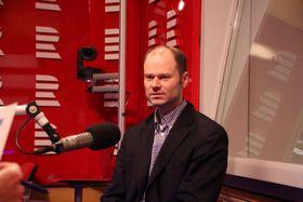 Радек Шпицар, Фото: Якуб Войтович, Чешское радио