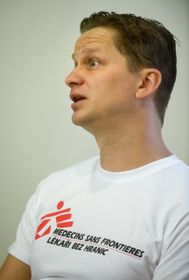 Petr Macek, foto: ČTK
