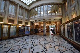 Laterna Magika befindete sich damals im Palais Adria (Foto: Ondřej Tomšů)