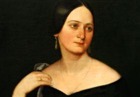 Božena Němcová, photo: archive of Božena Němcová Museum