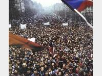 Prague, 1989