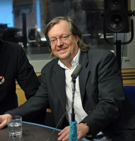 Штефан Угрик, Фото: Томаш Воднянский, Чешское радио
