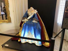 Платье эрцгерцогини Австрии и королевы Богемии Марии Терезии, фото: Петр Тихи, Чешское радио