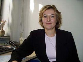 Analytička Markéta Šichtařová, foto: Autor