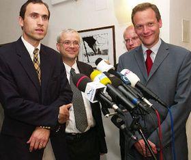 El nuevo gobierno checo fue presentado, Foto: CTK