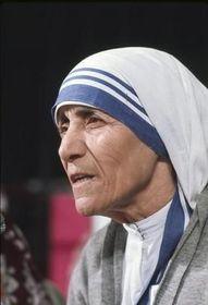 Matka Tereza, foto: United Nations photo
