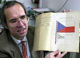 Ales Brozek, director de la Biblioteca Científica de Bohemia del Norte (Foto: CTK)
