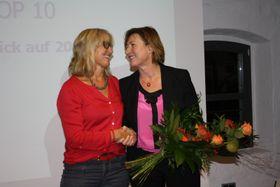 Irene Träxler und Kamila Spichtinger (Foto: Archiv Centrum Bavaria Bohemia)
