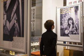 Le vernissage du livre Bytová revolta, photo: Site officiel du projet Ženy v disentu