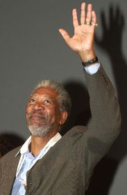 Morgan Freeman, photo: CTK