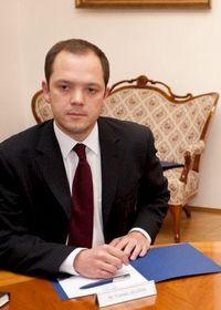 Tomáš Jelínek (Foto: Archiv des Senats des Parlaments der Tschechischen Republik)