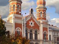 Synagogue in Plzeň, photo: CzechTourism