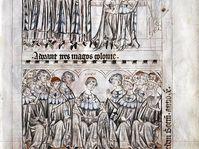 Le mariage de Jean de Luxembourg avec Elisabeth des Přemyslides