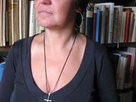 Sylva Fischerová, photo: author