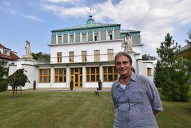 Paul Vincent Koch, photo: Ondřej Tomšů