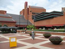 British Library, photo: David Vaughan