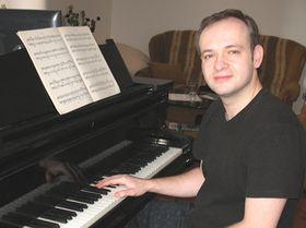 Martin Kasík, photo: David Vaughan