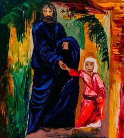 Вхождение в храм Девы Марии, фото: Виктория Гавриленко