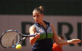 Karolína Plíšková, foto: ČTK
