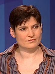 Markéta Prchalová, photo: Czech Television