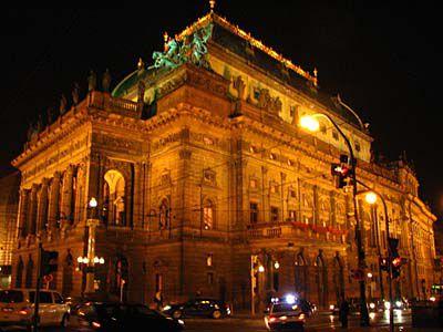 Αποτέλεσμα εικόνας για prague national theatre