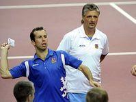 Radek Štěpánek, Jaroslav Navrátil, Tomáš Berdych, photo: CTK
