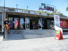 The Summer Film School festival in 2009