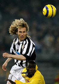 Pavel Nedved, photo: CTK