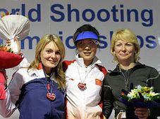 Katerina Kurkova (à gauche), photo: CTK