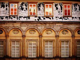 El palacio de Brandýs, foto: VitVit / Creative Commons 3.0 Unported