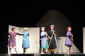 """Musical """"Tisá – Eine Liebe ohne Grenzen"""" (Foto: Martina Schneibergová)"""
