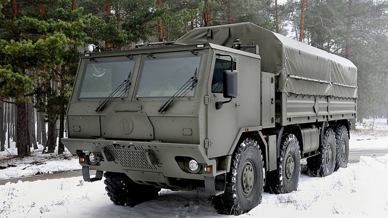 Фото: Tatra Trucks