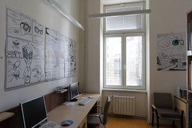 Foto: Perfil de Facebook de la biblioteca científica de Olomouc