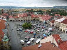 Jičín (Foto: Ben Skála, CC BY 3.0)