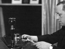 Karel Čapek (Foto: Archiv des Tschechischen Rundfunks)